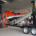 Heli-Sika Helicopters take delivery of a Ground-Effect Hydra Loader
