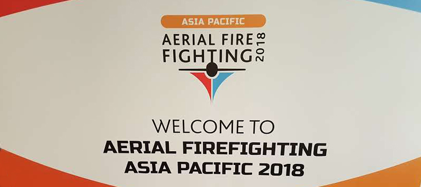 Industry Report: Asia Pacific Aerial Fire Fighting 2018 Conference