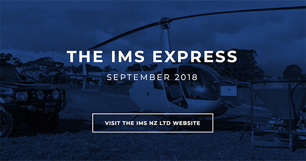 The IMS Express E-Newsletter Sep '18