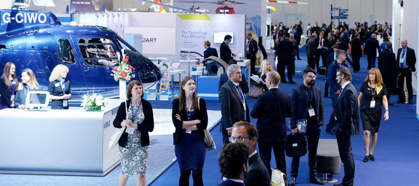 IMS to be represented by Patria Helicopters AB at the Largest Helicopter Trade Show in Europe