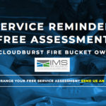 Cloudburst Service Reminder Free Assessment