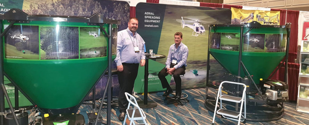 IMS NZ Ltd Attends Key Trade Shows in Orlando, Florida and Boise, Idaho, USA.